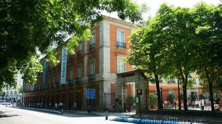 Palacio Villahermosa - Thyssen Museum
