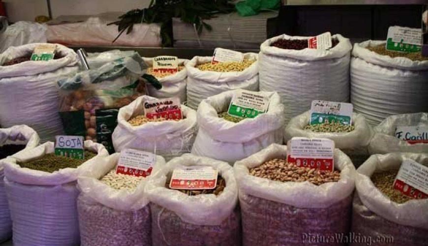 Puesto Mercado Tradicional - Los Mostenses Madrid
