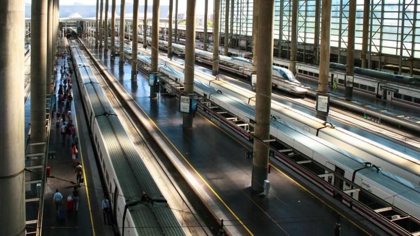 Estación de Atocha - AVE