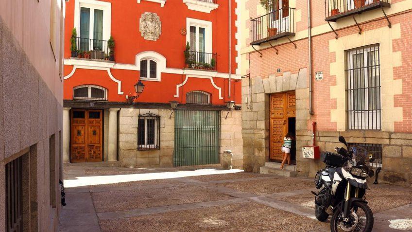 Plaza de San Javier