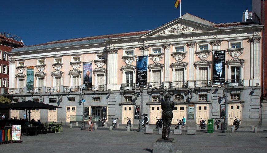 Teatro Español en Plaza Santa Ana
