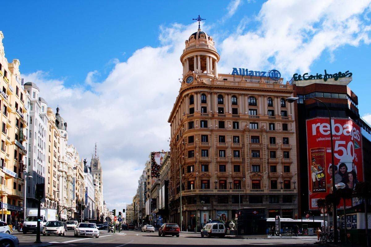 Plaza de Callao, Madrid