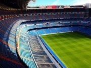 Campo del Estadio Santiago Bernabéu