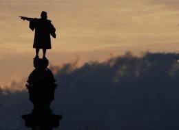 Monumento a Colón Barcelona