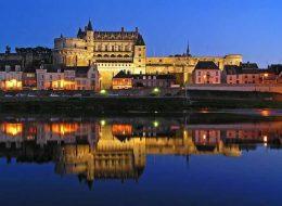 Castillo de Amboise Valle de Loira