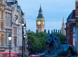 El Big Ben, Londres
